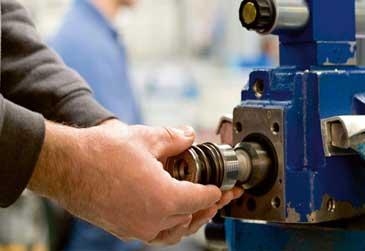 Hydraulic Motors, Pumps, Valve Repairs - Tri-State Hydraulics
